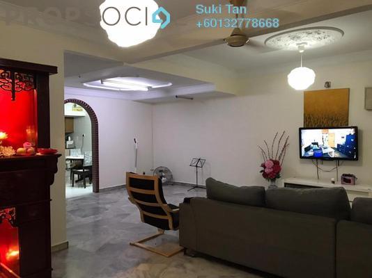 Terrace For Sale in Kepong Baru, Kepong Freehold Semi Furnished 5R/3B 950k