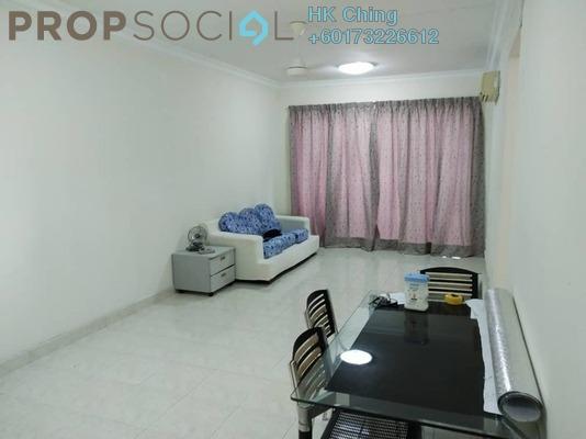 Condominium For Rent in Koi Tropika, Puchong Freehold Semi Furnished 3R/2B 1.4k