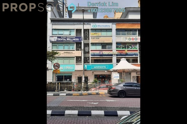 Office For Rent in Solaris Mont Kiara, Mont Kiara Freehold Unfurnished 0R/3B 4.6k