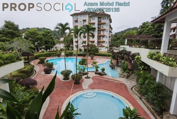 Condominium For Rent in Villaria, Bukit Antarabangsa Freehold Semi Furnished 3R/3B 1.3k