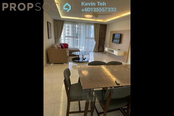 Condominium For Rent in Mont Kiara Pelangi, Mont Kiara Freehold Fully Furnished 3R/2B 4k