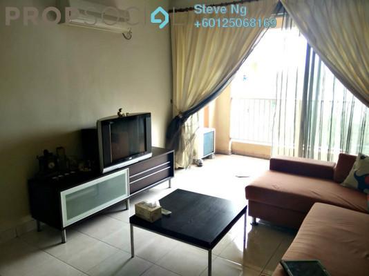 Condominium For Sale in Sri Hijauan, Ukay Freehold Semi Furnished 3R/2B 270k