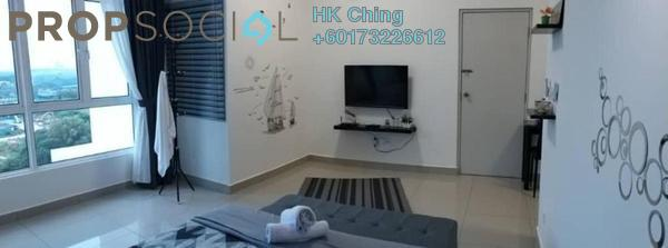 Condominium For Rent in Saville @ D'Lake, Puchong Freehold Fully Furnished 3R/2B 1.6k