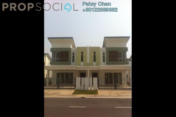Semi-Detached For Sale in Setia Damai, Setia Alam Freehold Unfurnished 4R/4B 1.33m
