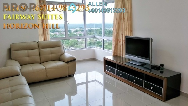 Condominium For Rent in Fairway Suites, Horizon Hills Freehold Fully Furnished 3R/2B 1.5k