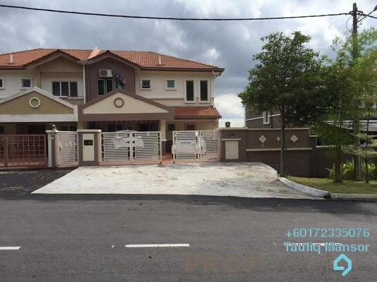 Semi-Detached For Sale in Ukay Heights, Ukay Leasehold Semi Furnished 6R/5B 1.8m