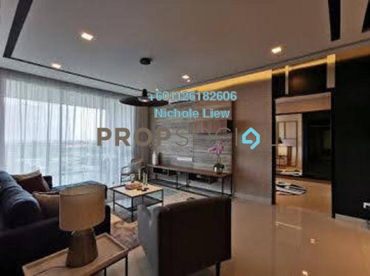 Serviced Residence For Sale in Jalan Sungai Besi, Kuala Lumpur Leasehold Fully Furnished 3R/3B 429k