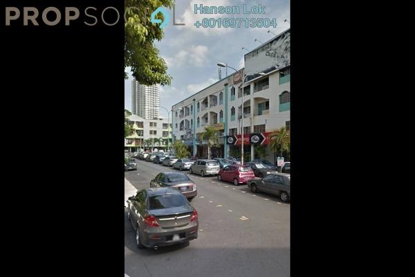 Shop For Rent in Taman Sri Kuching, Jalan Ipoh Freehold Semi Furnished 0R/0B 3.5k