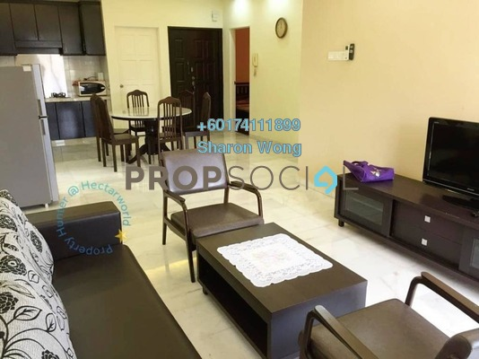 Condominium For Sale in Desa Mas, Gurney Drive Freehold Fully Furnished 3R/2B 850k