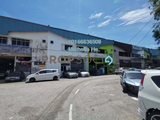 Factory For Rent in Taman Perindustrian Plentong, Johor Bahru Freehold Semi Furnished 0R/0B 2.8k