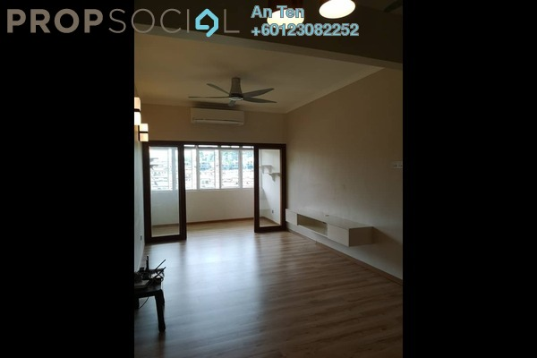 Condominium For Sale in Kristal Court, Seputeh Freehold Semi Furnished 2R/2B 630k