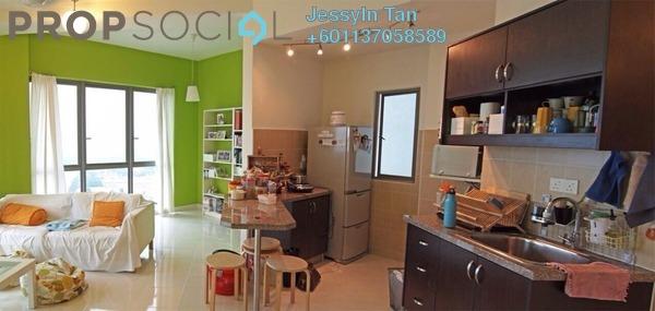 Condominium For Rent in Tropicana City Tropics, Petaling Jaya Freehold Fully Furnished 2R/2B 2k