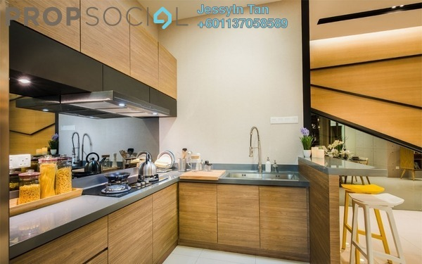 Condominium For Sale in Ken Damansara III, Petaling Jaya Freehold Semi Furnished 3R/2B 610k