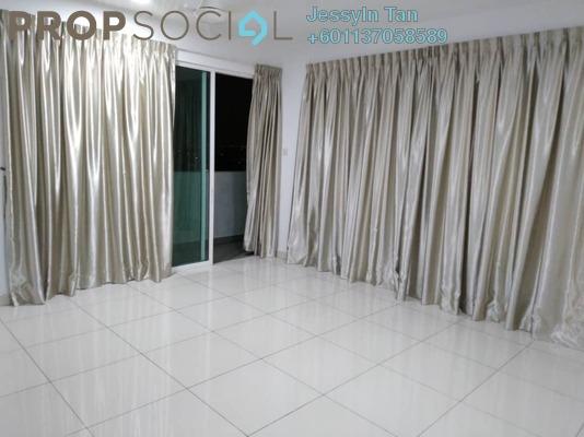 Condominium For Rent in The Saffron, Sentul Freehold Semi Furnished 3R/3B 2k