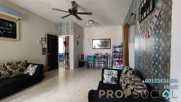 Condominium For Sale in Sri Kayangan Apartment, Ukay Freehold Unfurnished 3R/2B 200k