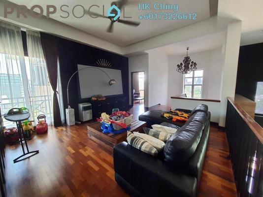 Condominium For Sale in Bungaraya Condominium, Saujana Freehold Fully Furnished 4R/4B 1.7m
