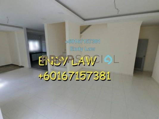 Terrace For Sale in Nusa Rhu, Bangsar Freehold Semi Furnished 4R/3B 790k