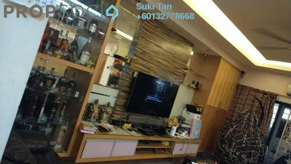 Terrace For Sale in Flora Impian, Segambut Freehold Semi Furnished 5R/4B 1.5m