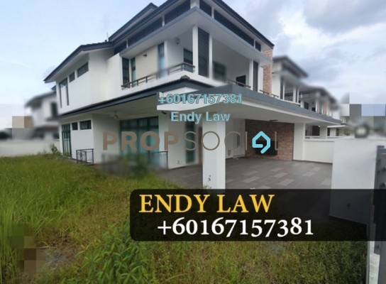 Semi-Detached For Sale in Eco Botanic, Skudai Freehold Fully Furnished 5R/5B 2.3m