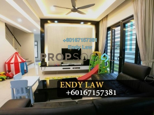 Semi-Detached For Sale in Nusa Duta, Iskandar Puteri (Nusajaya) Freehold Fully Furnished 5R/4B 1.36m