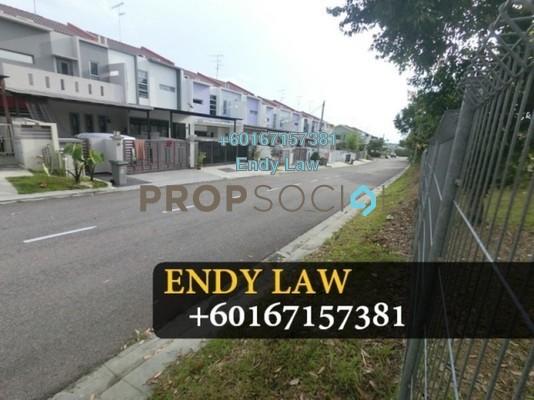 Terrace For Sale in Apartment Seri Mengkuang, Gelang Patah Freehold Semi Furnished 4R/3B 575k