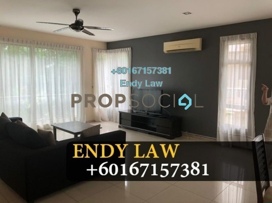 Semi-Detached For Sale in Stellar Residences, TTDI Gateway Freehold Fully Furnished 5R/5B 1.59m