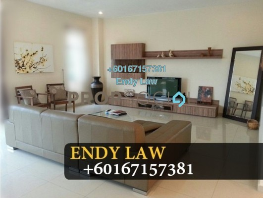 Semi-Detached For Sale in Stellar Residences, TTDI Gateway Freehold Fully Furnished 5R/5B 1.29m