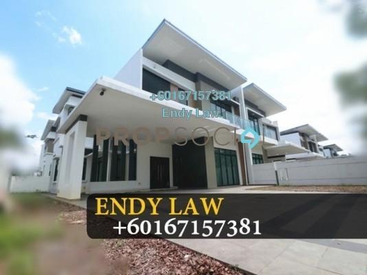 Semi-Detached For Sale in Nusa Duta, Iskandar Puteri (Nusajaya) Freehold Unfurnished 6R/6B 2.11m