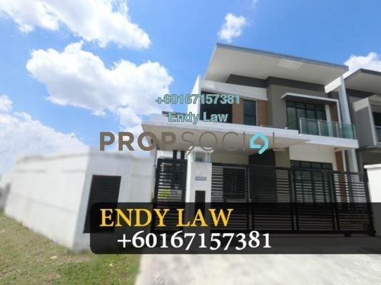 Semi-Detached For Sale in Nusa Duta, Iskandar Puteri (Nusajaya) Freehold Unfurnished 6R/6B 2.18m
