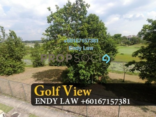 Semi-Detached For Sale in Stellar Residences, TTDI Gateway Freehold Fully Furnished 5R/5B 1.38m