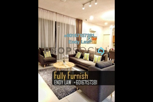 Semi-Detached For Sale in Eco Botanic, Skudai Freehold Fully Furnished 5R/4B 1.73m