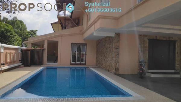 Bungalow For Sale in Kubah, Bukit Jelutong Freehold Fully Furnished 9R/9B 8.5m