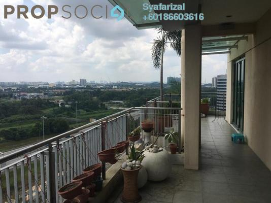 Serviced Residence For Sale in Sri Acappella, Shah Alam Freehold Fully Furnished 4R/5B 1.85m