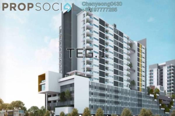 Condominium For Sale in The Armanna @ Kemuning Prima, Kemuning Utama Freehold Fully Furnished 3R/2B 750k