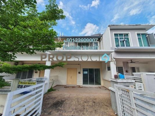 Superlink For Sale in Taman Puncak Saujana, Kajang Freehold Unfurnished 4R/4B 635k