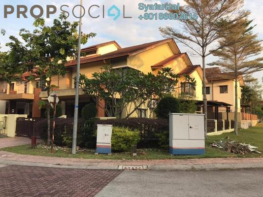 Terrace For Sale in Jalan Jeriji, Bukit Jelutong Freehold Semi Furnished 5R/4B 1.7m