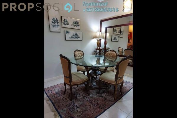 Townhouse For Sale in Laman Impian, Sunway Damansara Freehold Semi Furnished 4R/4B 1.2m
