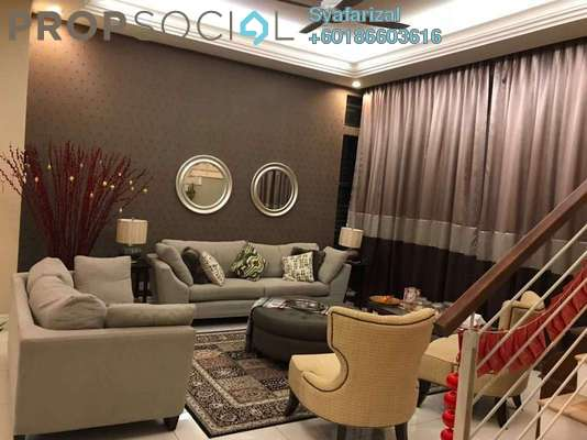 Semi-Detached For Sale in Mezzo, Bukit Jelutong Freehold Fully Furnished 6R/6B 2.5m