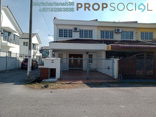 Terrace For Sale in Taman Saga, Klang Freehold Unfurnished 4R/3B 450k
