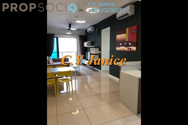 Condominium For Rent in Sunway GeoSense, Bandar Sunway Freehold Fully Furnished 3R/2B 4.6k