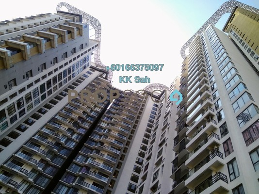 Duplex For Sale in You City, Batu 9 Cheras Freehold Semi Furnished 1R/2B 448k