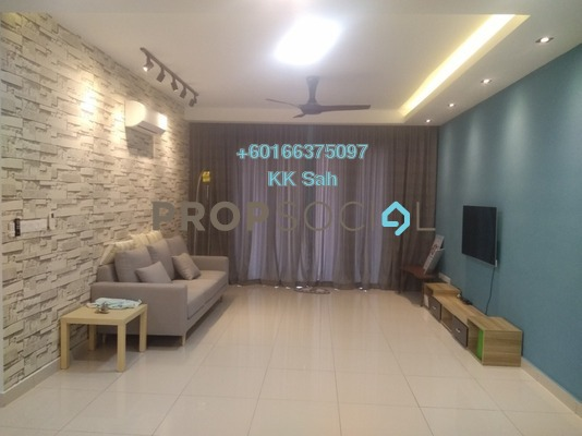 Condominium For Sale in You City, Batu 9 Cheras Freehold Fully Furnished 4R/3B 699k