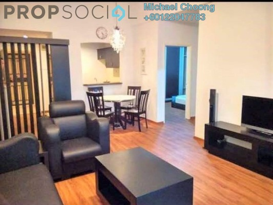 Serviced Residence For Rent in Mayfair, Sri Hartamas Freehold Fully Furnished 2R/1B 2.3k