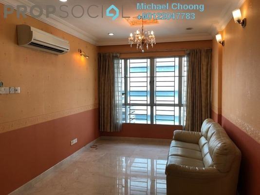 Condominium For Sale in e-Tiara, Subang Jaya Freehold Semi Furnished 2R/2B 508k