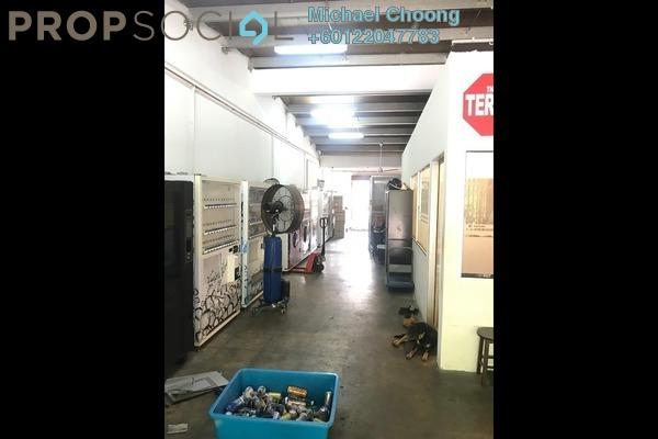 Factory For Sale in Pusat Bandar Puchong Industrial Park, Pusat Bandar Puchong Freehold Unfurnished 0R/0B 925k