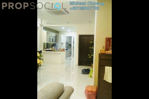 Terrace For Sale in Taman Damai Utama, Bandar Kinrara Freehold Fully Furnished 5R/6B 1.08m