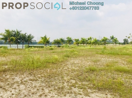 Land For Sale in D'Island, Puchong Leasehold Unfurnished 0R/0B 2.73m