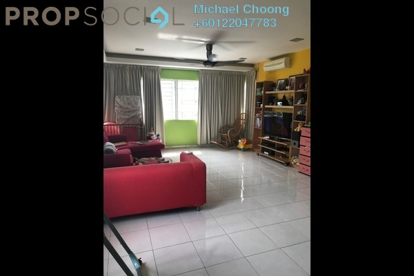 Condominium For Sale in Koi Kinrara, Bandar Puchong Jaya Freehold Semi Furnished 3R/3B 510k