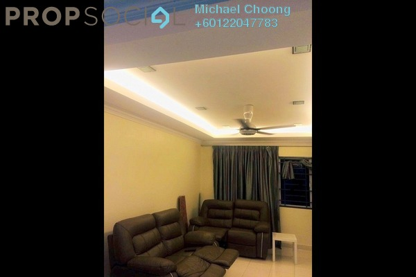 Condominium For Sale in Koi Kinrara, Bandar Puchong Jaya Freehold Semi Furnished 3R/2B 490k