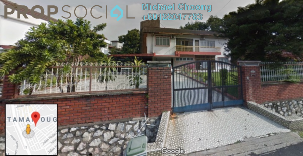 Bungalow For Sale in Taman OUG, Old Klang Road Freehold Unfurnished 4R/5B 3.6m